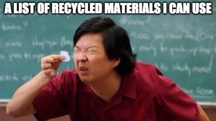 Circular economy will never take off unless we adress hazardous chemicals in recycled materials
