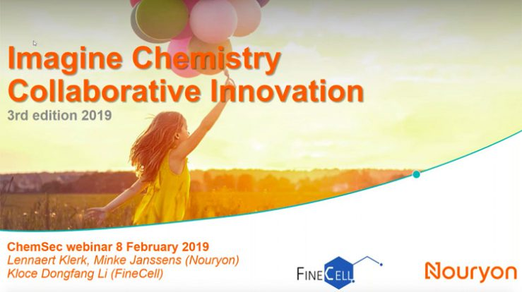 Video: Imagine Chemistry Challenge 2019 Webinar