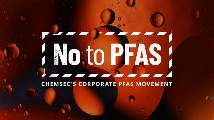 ChemSec has started a corporate PFAS movement