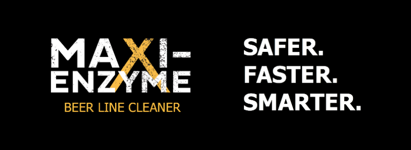 Maxi-Enzyme - The World's Safest Effective Line Cleaner for Beer
